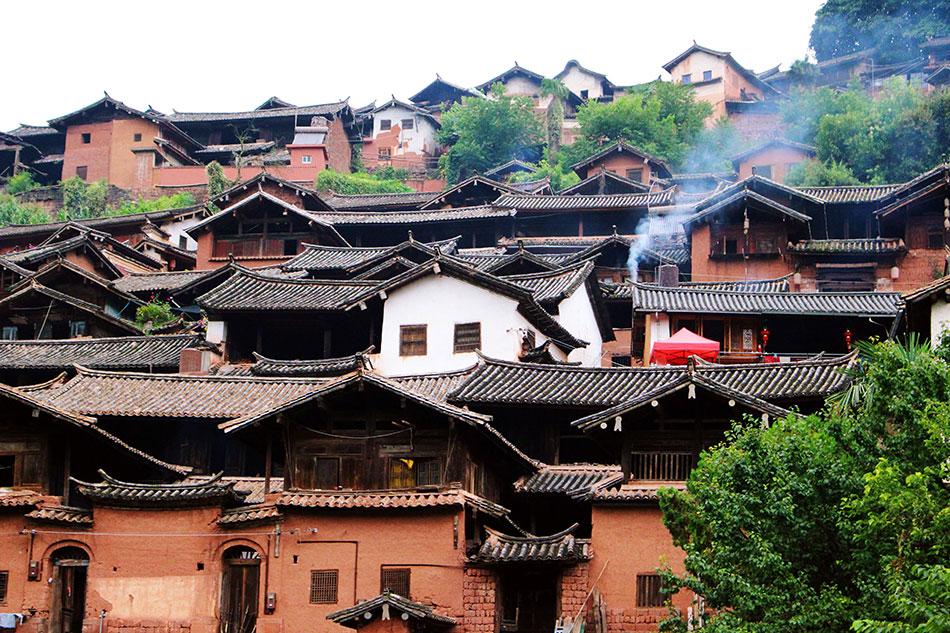 Nuodeng petit village mill naire en plein c ur du yunnan blog voyage - Village de chine le mans ...
