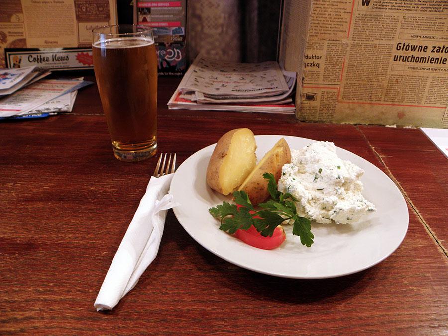 Pijalnia bars et restaurants en Pologne