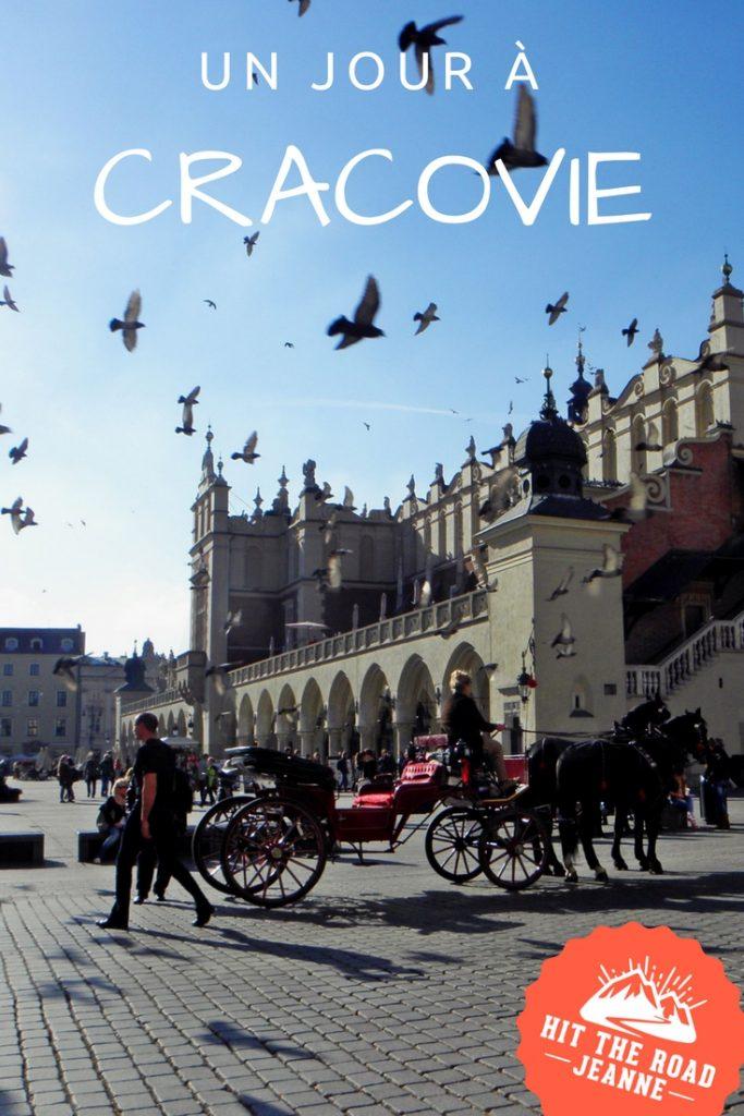 Visiter Cracovie en un jour