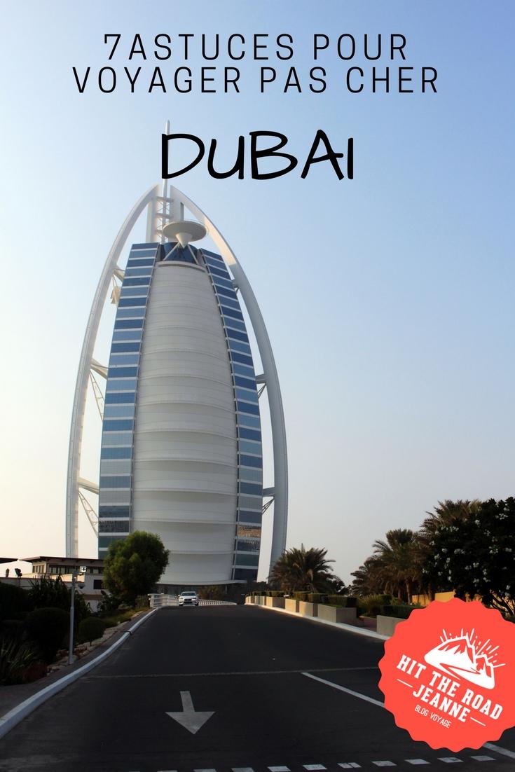7 astuces pour voyager à Dubaï pas cher