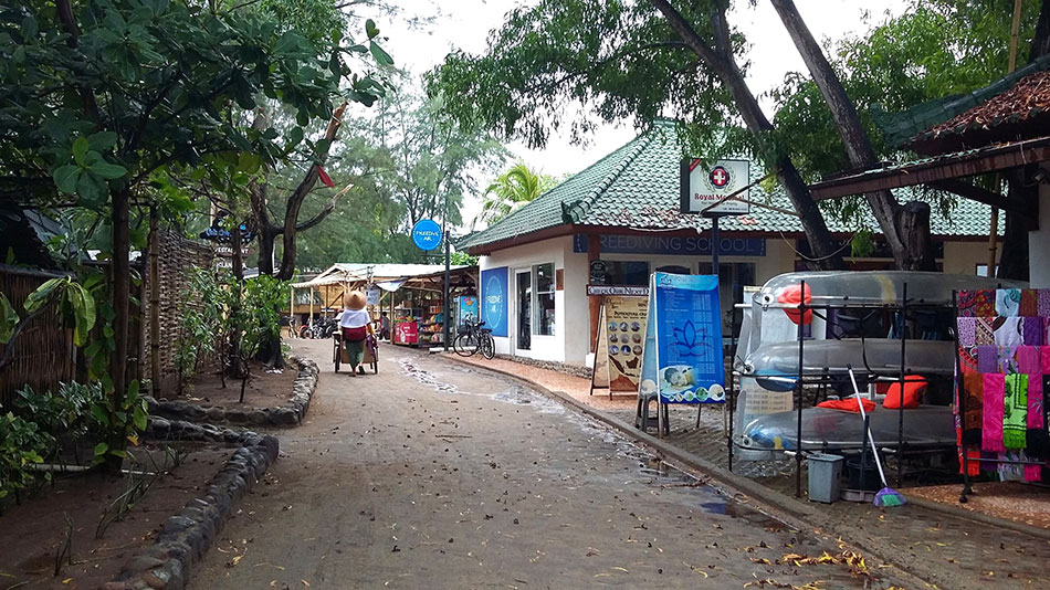 Où dormir aux îles Gili en Indonésie?