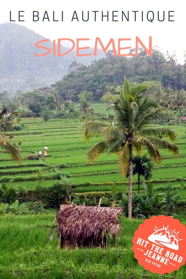 Découvrez le Bali authentique à Sidemen