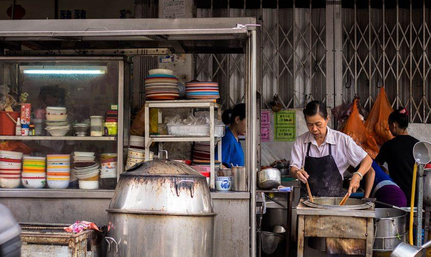 Street food George Town Penang Malaisie – Joshua Anand