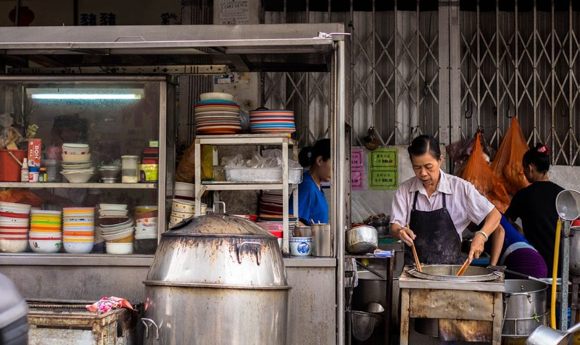 Street food George Town Penang Malaisie – Joshua Anand