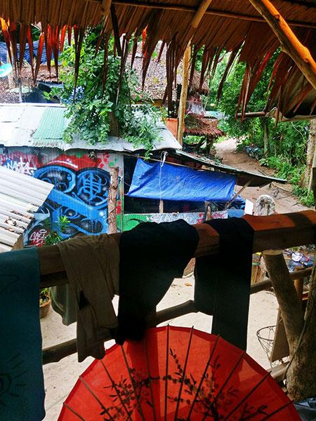 A Tonsai, on vit en communion avec la nature.