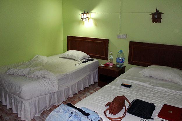 A Tonsai, Garden View resort est une bonnes adresses pour dormir.