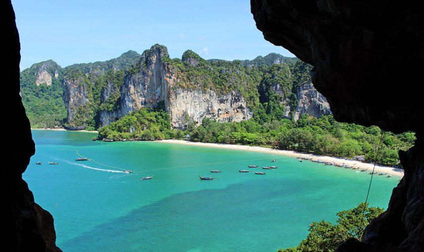 Tonsai beach en Thailande du Sud