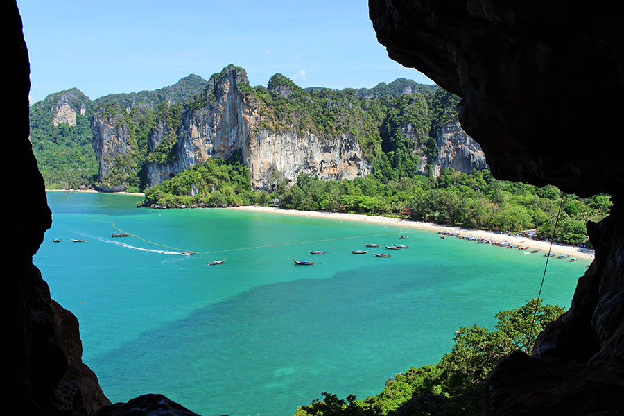 Carte Wifi Thailande.Thailande Du Sud Tout Ce Que Vous Devez Savoir Sur Tonsai Beach