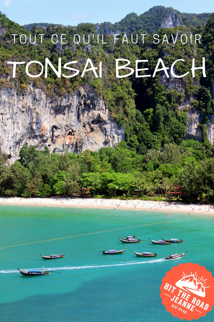 Tout ce qu'il faut savoir sur Tonsai beach