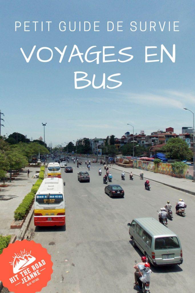 Voyages en bus: petit guide de survie
