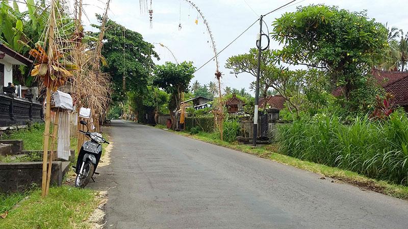 Guide du scooter à Bali