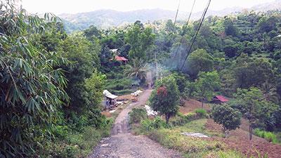 A Bali, le klaxon sert à communiquer sur la route