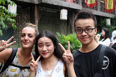 Wechat est l'application à avoir pour se faire des amis en Chine