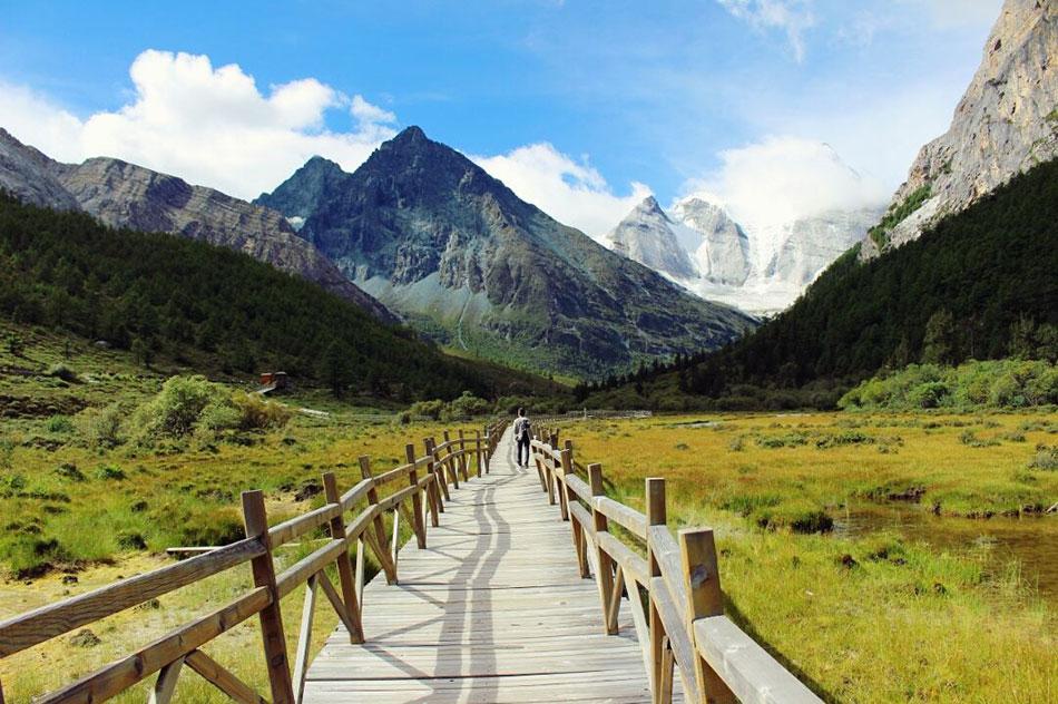 Réserve naturelle de Yading – Sichuan