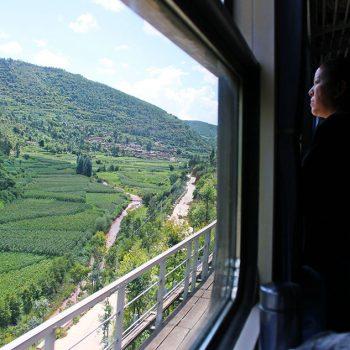 Train en Chine: le guide de survie