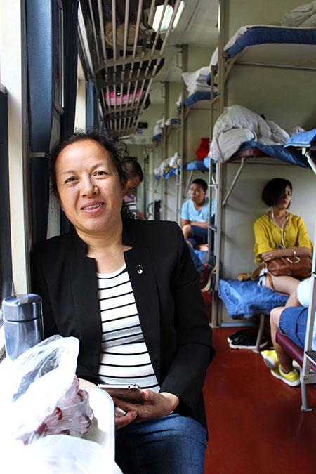 Prendre le train en Chine: le guide de survie • Hit the road