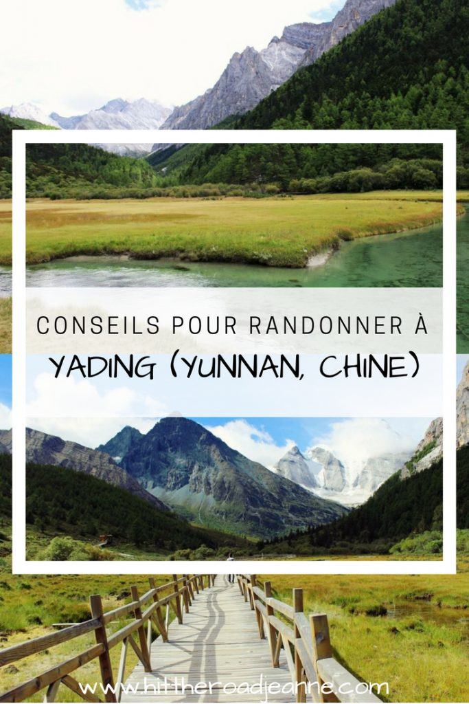 Sichuan: Randonnées dans la Réserve Naturelle de Yading