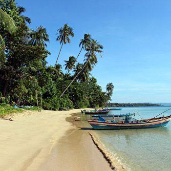 Séjour à Koh Mak en Thaïlande