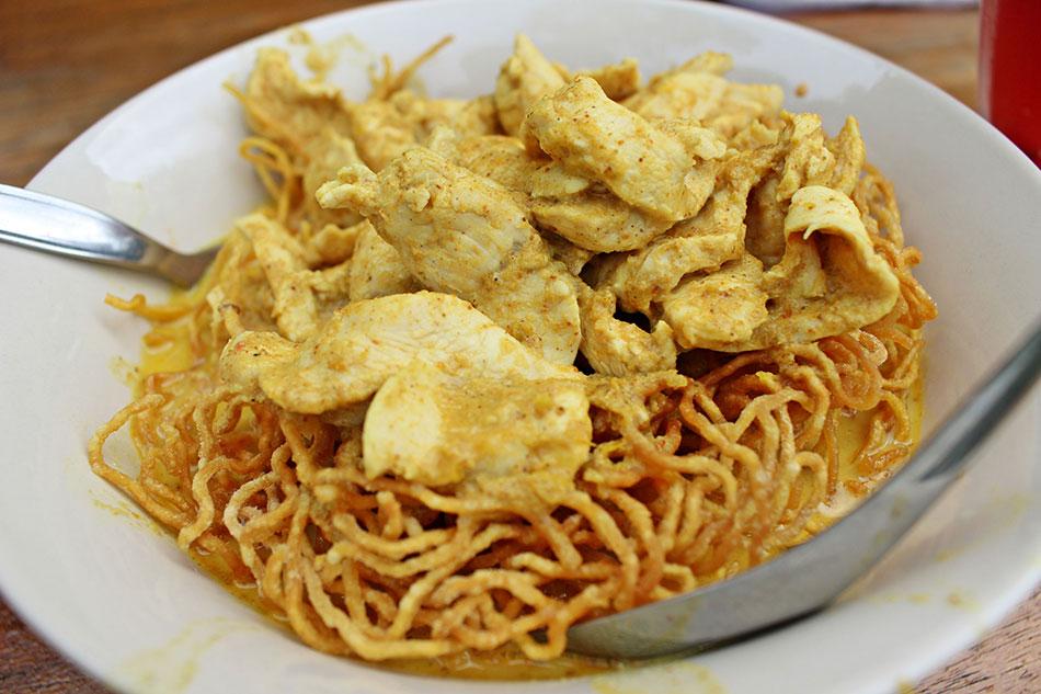 Le restaurant Chiang Mai à Koh Kood propose de très bons plats du Nord de la Thaïlande.