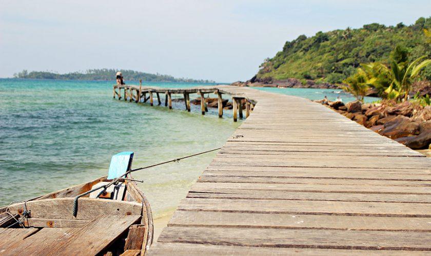 Koh Kood en Thaïlande