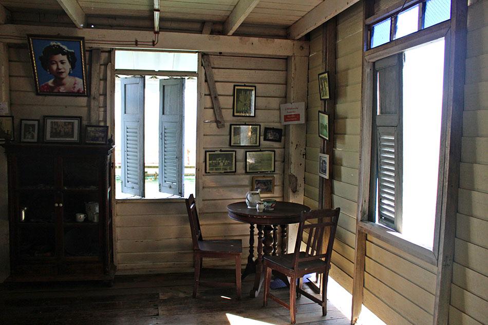 Lors d'un séjour à Koh Mak, allez visiter le petit musée local.