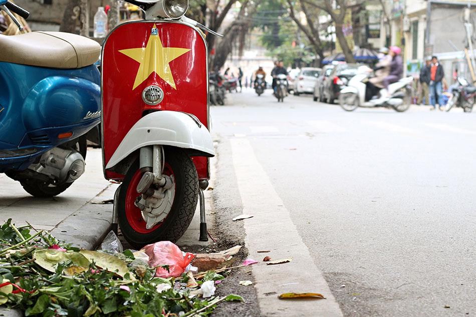 Lexique du voyage au Vietnam - D comme Déchets