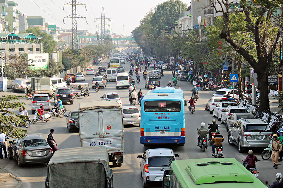 Lexique du voyage au Vietnam - K comme Klaxon
