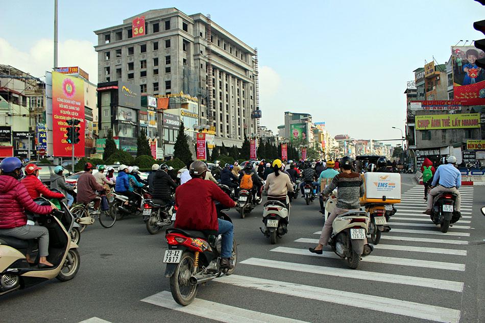 Lexique du voyage au Vietnam - T comme Transport