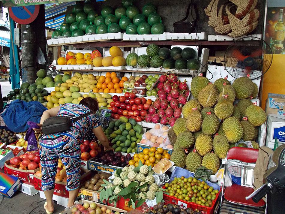 Lexique du voyage au Vietnam - V comme Vegan ou Végétarien