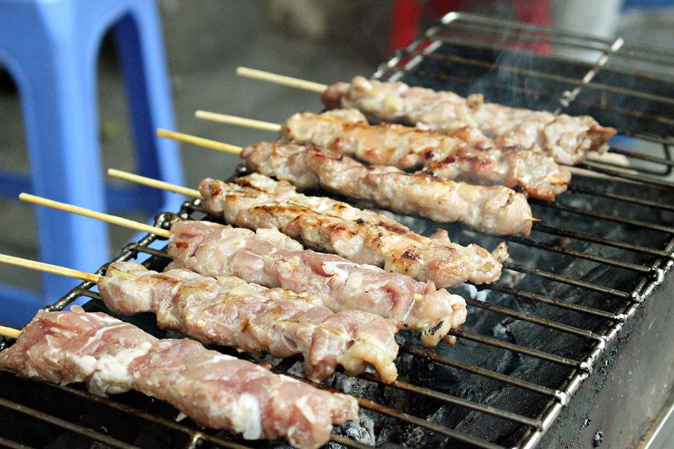 Que faire à Hanoï? Pourquoi ne pas goûter à des viandes bizarres?