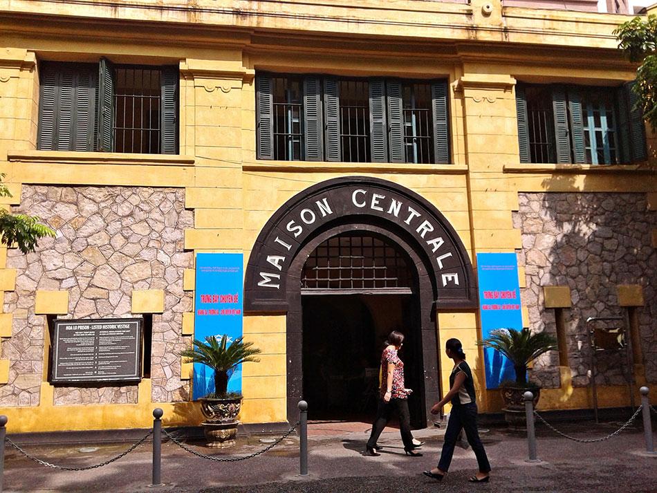 Un visite à ne pas rater à Hanoï? La prison Hoa Lo.