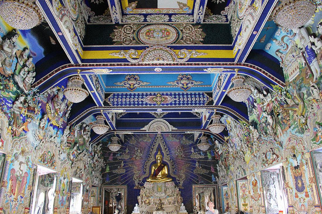 Que voir d'insolite à Bangkok? Le temple de David Beckham peut-être?