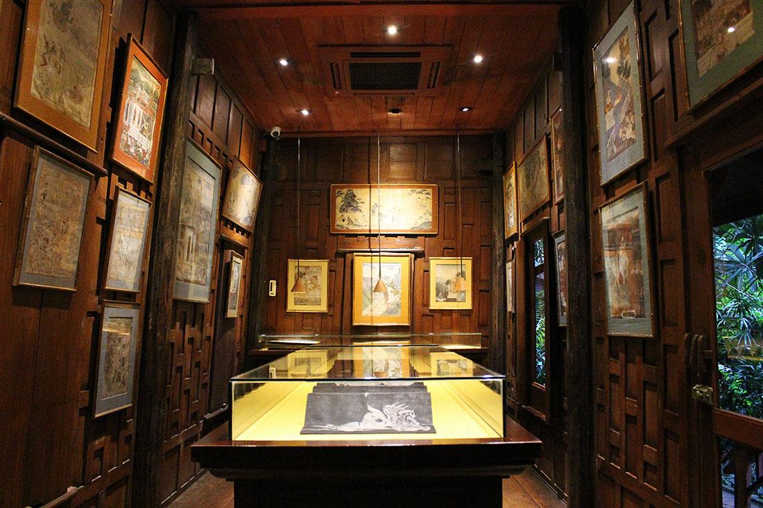 Vous aimez l'art asiatique? Alors allez visiter la maison de Jim Thompson à Bangkok.