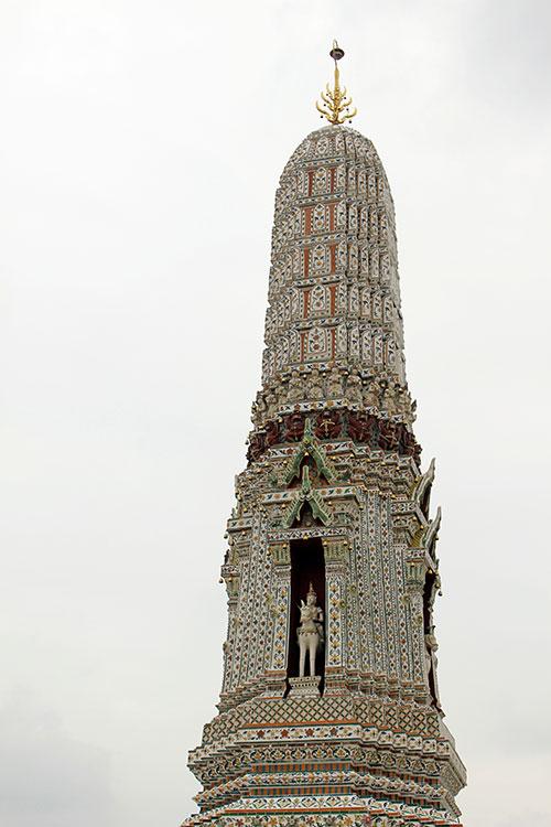 Que faire à Bangkok? Visiter Wat Arun entre autres.