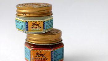 Baume du Tigre: 24 utilisations