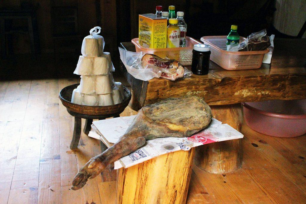 Le sel de Nuodeng a fait la richesse du village.