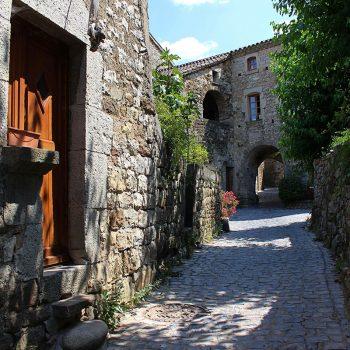 Plus beaux villages du Sud Ardèche – France
